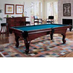 Everette pool Table