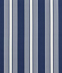Shop Duralee Clear Water Stripe Blue Fabric at onlinefabricstore.net for $19.6/ Yard. Best Price & Service.