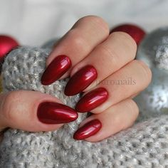 Beautiful Christmas color from @procosmetics.pl PROnail 590 ❤ #hybrydnails #hybryda #hybrydypronail #nailart #nailsoftheday #nails #nailartist #paznokcie #paznokciehybrydowe #pazurki #rednails #christmasnailsandtoes #piękne #christmasnails #christmas #woman #polishgirl #finishgirl #hobby #instanails #dlugiepaznokcie #instanails #nailsinspiration #nailporn #finnishgirl #kynsi #järvenpää #hobby #prettynails #ihanakynsilakka #kynnet #polishgirls