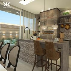 """537 curtidas, 12 comentários - DANIEL KROTH Arquitetura (@danielkroth) no Instagram: """"Dormitório do Casal por #DanielKrothArquitetura #dkarquitetura #projeto #dormitorio…"""""""