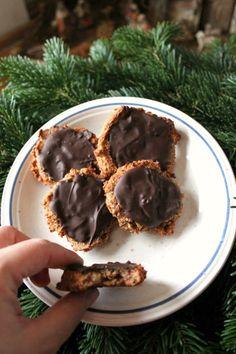 Lebkuchen selbstgemacht, vegan, zuckerfrei, glutenfrei