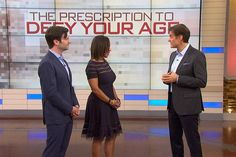 Dr. Oz explains what happens to your skin when you age. Then, geneticist Dr. Sharon Moalem and dermatologist Dr. Jeanine Downie join Dr. Oz to reveal what you can do to defy your age.
