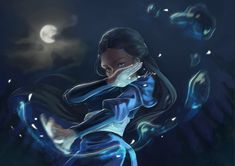 Katara | by goodluckzero.deviantart.com on @DeviantArt | The Last Airbender | Avatar