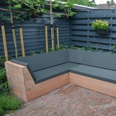 model 6 bankirai Outdoor Sectional, Sectional Sofa, Outdoor Furniture Sets, Outdoor Decor, Models, Outdoor Storage, Lounges, Garden, Home Decor