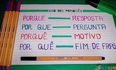 Build Your Brazilian Portuguese Vocabulary Learn To Speak Portuguese, Learn Brazilian Portuguese, Portuguese Lessons, Creative Writing Ideas, Portuguese Language, School Notebooks, Lettering Tutorial, Learn A New Language, Student Life