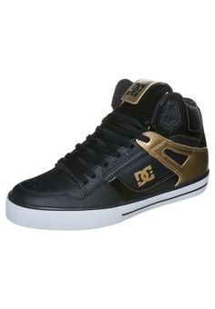 super popular 1256f 43254 DC Shoes I like these in gold and silver For Your Eyes Only, Awesome Shoes
