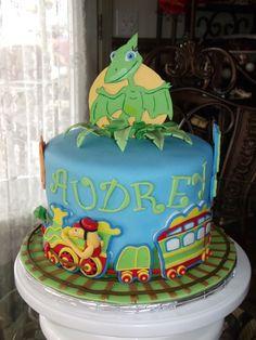 Dinosaur Train — Childrens Birthday Cakes