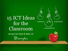 Effective ICT project ideas for the classroom. These ICT ideas are designed to…