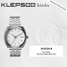 Nixon Time Teller The #Time #Teller  A045 100