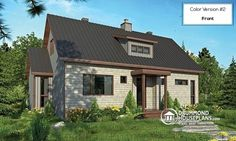 MODERN FARMHOUSE HOME PLAN   Ppen concept, great kitchen with island, master bedroom with ensuite and more (# 3988)  http://www.drummondhouseplans.com/house-plan-detail/info/magnolia-house-transitional-1003178.html