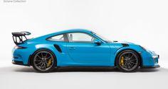 2016 Porsche 911 GT3 - 991 GT3 RS // PTS Miami Blue // C16 UK car