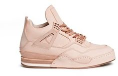 HENDER SCHEME 'Manual Industrial Products 10' leather high top sneakers