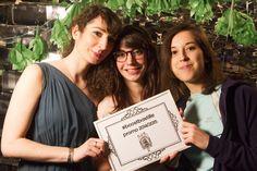 Happy girls! #RunProm #BoostBastille