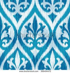Explore high-quality, royalty-free stock images and photos by stuckmotion available for purchase at Shutterstock. Century Textiles, Ikat Pattern, Mod Dress, Fabric Painting, Damask, Embroidery Designs, Royalty Free Stock Photos, Tropical, Sheath Dresses