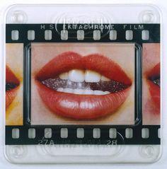 Joe Tilson 'Transparency, the Five Senses: Taste', 1969