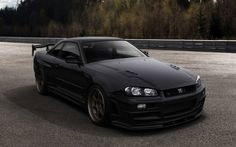 The #Nissan Skyline became one of the most successful cars for street, For Buying and Selling Canadian Cars, Visit here http://www.thecanadianwheels.ca/