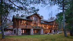 Rustic Refined - Town + Country Cedar Homes
