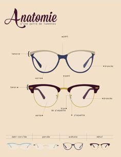 3f3df4f1c4 Une gentille lectrice nous apprend l'anatomie d'une lunette. Partagez la  bonne nouvelle! - TPL