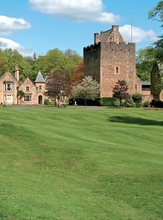 Dean Castle, Kilmarnock, Scotland