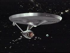 Star Trek TAS Enterprise