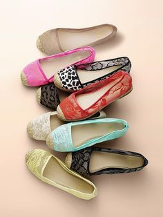 Lacie Espadrille - super cute