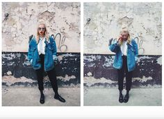 Urban Outfitters Blog - denim jacket look 1