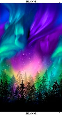 100% COTTON Attic Window Quilts, Christmas Sewing, Aurora, Northern Lights, Nature, Projects, Travel, Log Projects, Naturaleza
