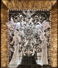 A Breathtaking Look At Bergdorf Goodman's 2012 Holiday Windows | Live The Life You Dream About