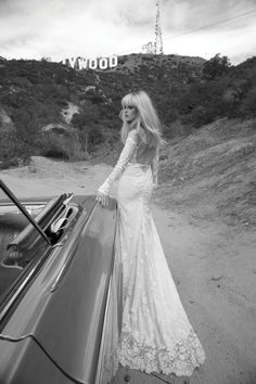 Prepare for a virtual feast of dreamy, delicate lace, seductive plunging necklines and body-hugging silhouettes set to take your breath away as we reveal the spectacular 2014 bridal collection from non other than Inbal Dror.