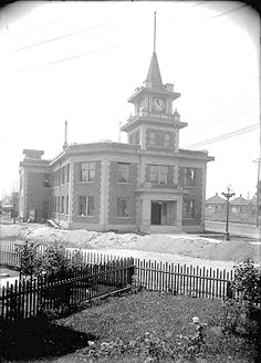 Georgetown City Hall, 1910