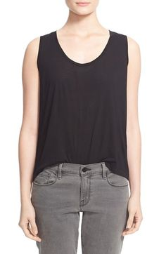 77f812a8dafd0 T BY ALEXANDER WANG V Neck Muscle Pullover.  tbyalexanderwang  cloth ...