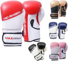 Revenger Boxing Gloves with Good Price