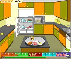 Build a Meal Game for Kids- Have Fun Creating Balanced Meals Virtual Food Game, Choose Healthy Foods for Meals and Snacks Spanish Teaching Resources, Spanish Activities, Spanish Language Learning, Learning Activities, Spanish 1, Spanish Lessons, Spanish Food, Spanish Teacher, Spanish Classroom