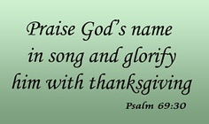 Sing unto the Lord a new song....let come for your heart to His ear.....