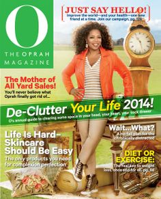 The New Rules of Decluttering—We'll help you streamline and simplify, no matter the size of your mess. The March issue of O, The Oprah Magazine, is available on newsstands Feb. 18.