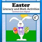 Easter Math and Literacy Activities is a packet of 41 pages with a focus on math and literacy skills.  All pages follow the theme of the Easter.  A...