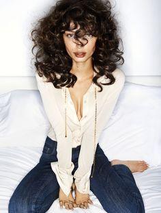 Luma Grothe with babe hair @studiomeroe