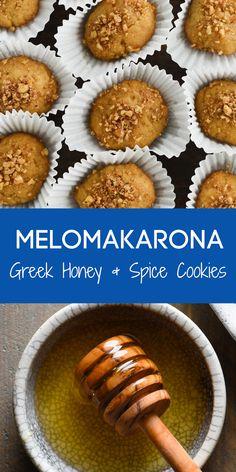 This Melomakarona recipe creates a large batch of Greek Honey