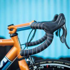 Busyman Bicycles: 5 stitch bar tape on Baum Photo by Matt Wikstrom