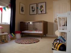 Show us your nursery - Harlow's cute quarters - http://babyology.com.au/nursery/show-us-your-nursery-harlows-cute-quarters.html