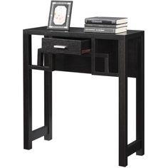 Convenience Concepts Newport Laurel Console Table
