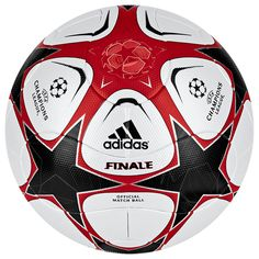 adidas 2009 UCL Finale Match Soccer Ball: http://www.soccerevolution.com/store/products/ADI_80089_E.php