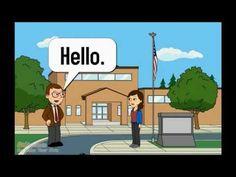 Conversacion en Ingles: Leccion Uno (Principiantes) - YouTube