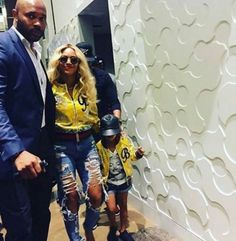 Welcome to Koko level's Blog | Koko level's: Queen Beyonce, Jay Z and Blue Ivy seen at the Dall...