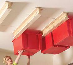 10 Ideas para mantener el garaje siempre en orden                              …