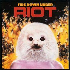15. Riot:  Fire Down Under (1981)