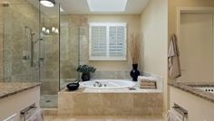 Looking for a small bathroom remodel ideas? Don't worry, we show some of our favorite small bathroom remodel ideas that really work. Get ready to have a small bathroom that looks twice bigger than its original size with Woodoes team! Luxury Master Bathrooms, Bathroom Design Luxury, Amazing Bathrooms, Bathroom Interior, Interior Paint, Interior Design, Bathroom Furniture, Bath Design, Bathroom Flooring