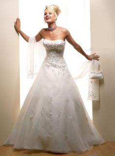 Resultado de imagen para vestidos lindos de novia