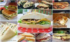 Sándwich y bocadillos   Cocina