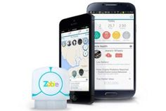 Zubie turns your car into a smart car of sorts by connecting it to the Internet. Once plugged into y... - Zubie